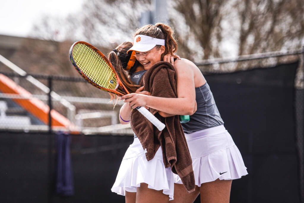 Tigers Wrap Up Day 3 at ITA Regionals