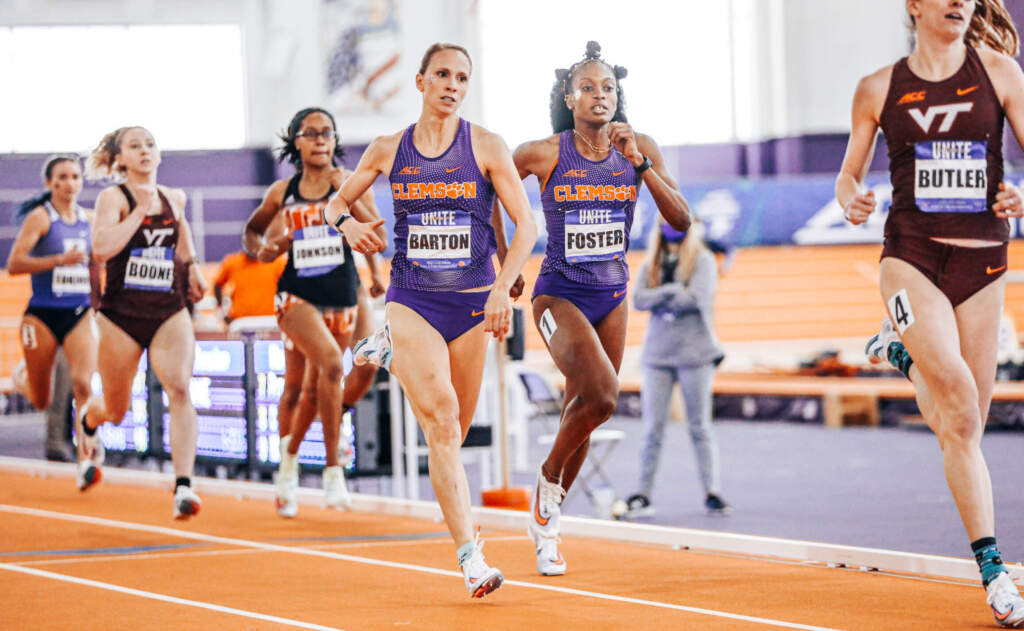 Six Tigers Qualify for 2021 NCAA Indoor Championships