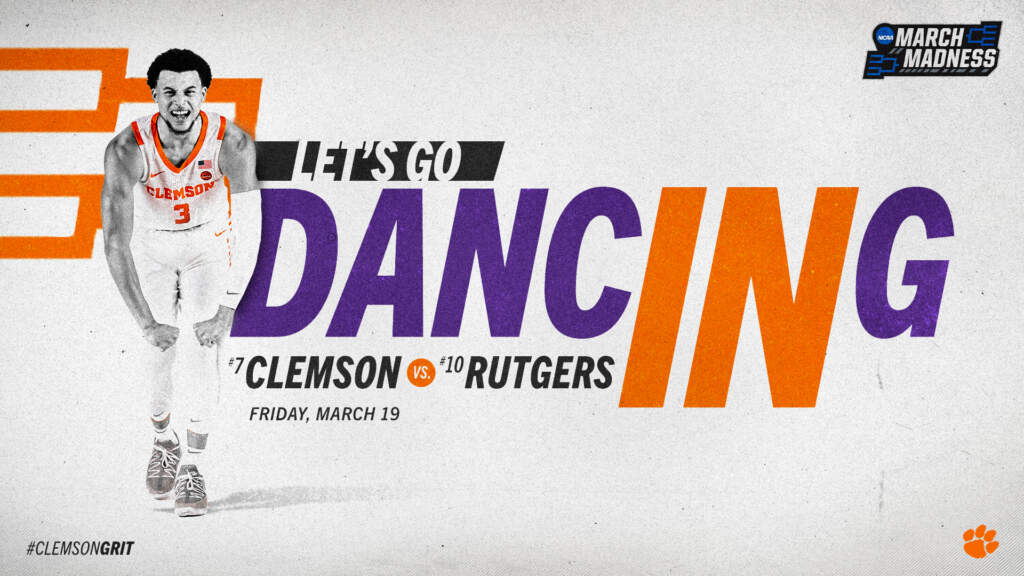 Gameday Guide: Clemson vs. Rutgers (March 19, 2021)