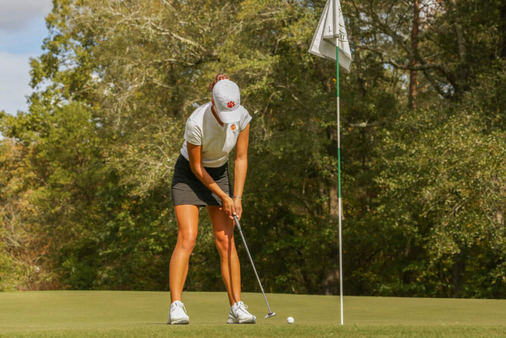 Women's Golf Set To Host Clemson Invitational