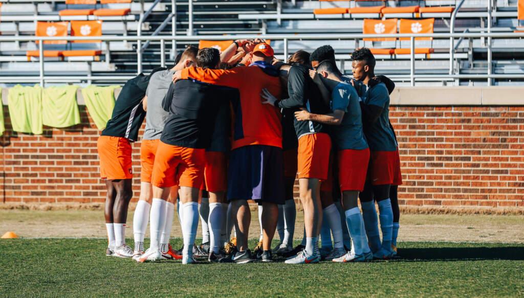 Men's Soccer Remains Consensus No. 1 Team