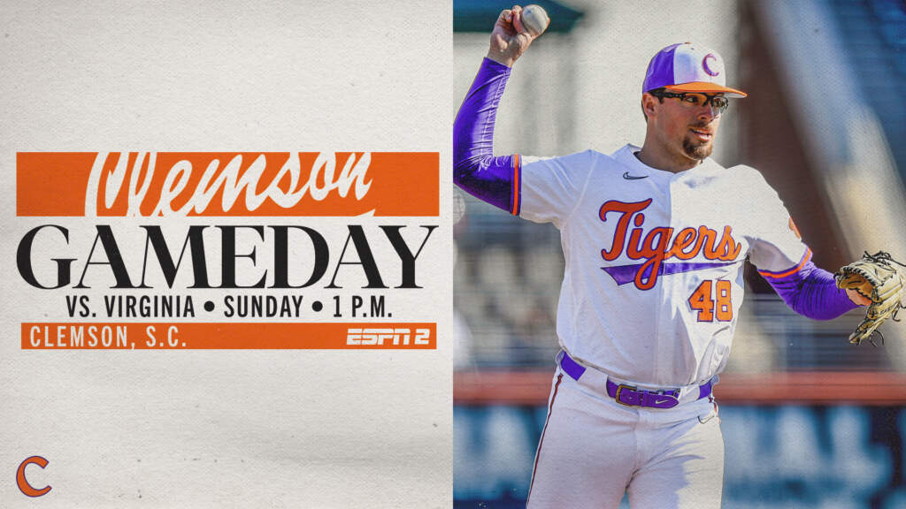 GAMEDAY – Virginia at Clemson