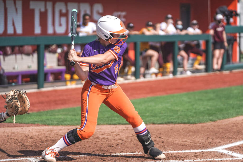 Tigers Homer Four Times in 6-0 Win Over Winthrop