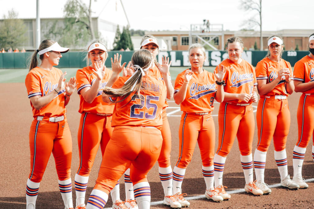 Tigers Win Ninth Straight in 6-0 Victory Over Boston College