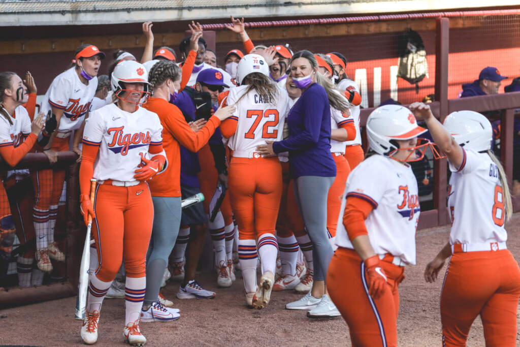 Clemson Shuts Out Gamecocks, 6-0, in First-Ever Matchup