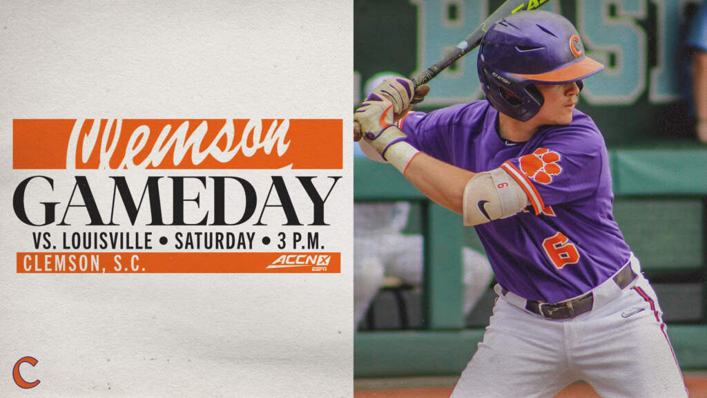 GAMEDAY – Louisville at Clemson