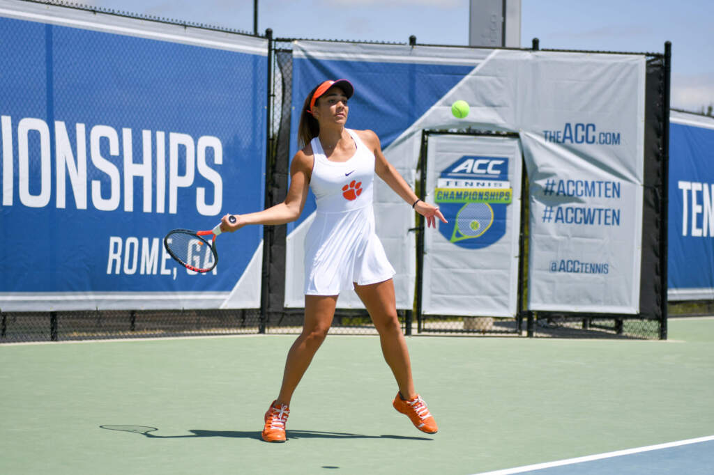 Tigers Fall in Opening Round Of ACC Tournament