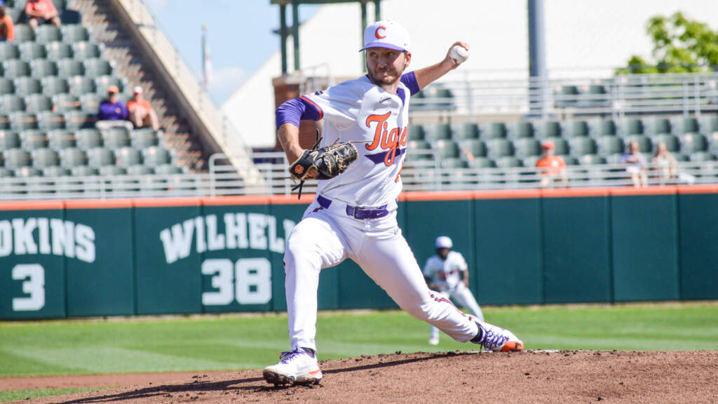 Tigers Sweep Wake Forest With 3-2 Win in Second Game of Doubleheader