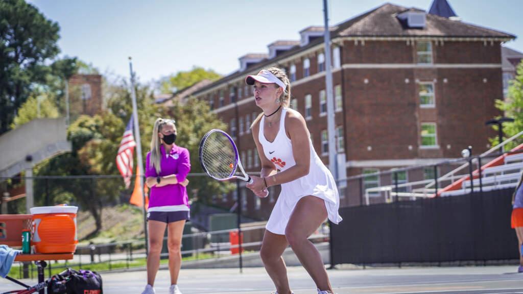 Clemson Travels to Winston-Salem for ITA Regionals