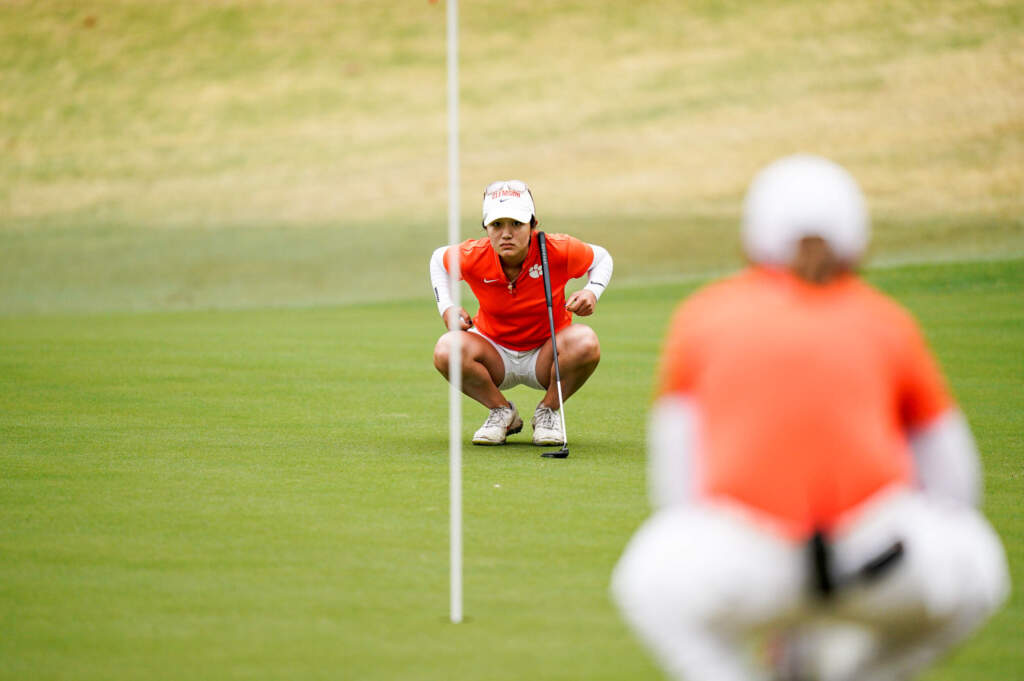 Clemson In Seventh Following First Day Of ACC Championship