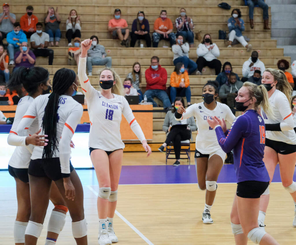 Tigers Down Va. Tech in Season Finale
