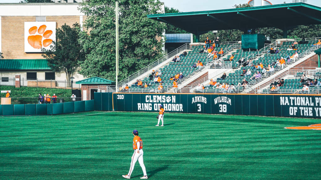 Clemson Increases Capacity at Doug Kingsmore Stadium