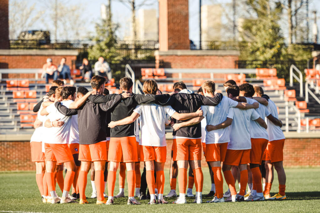 Match Central — No. 3 #ClemsonUnited v. Louisville