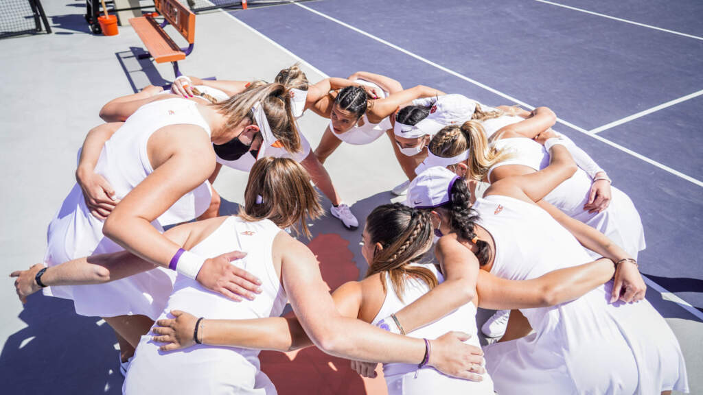 Women's Tennis I ACC Tournament Central