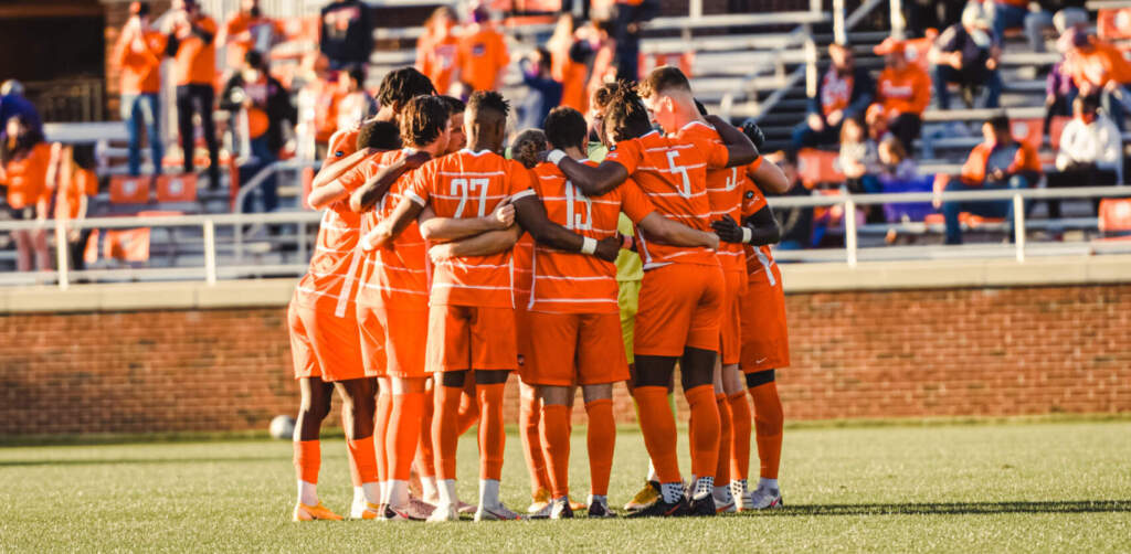 Men's Soccer Wins 2021 ACC Atlantic Division