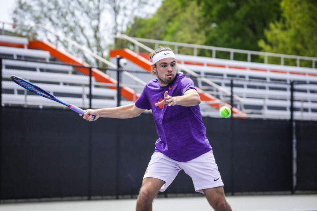 Tigers Down Boston College in ACC Finale