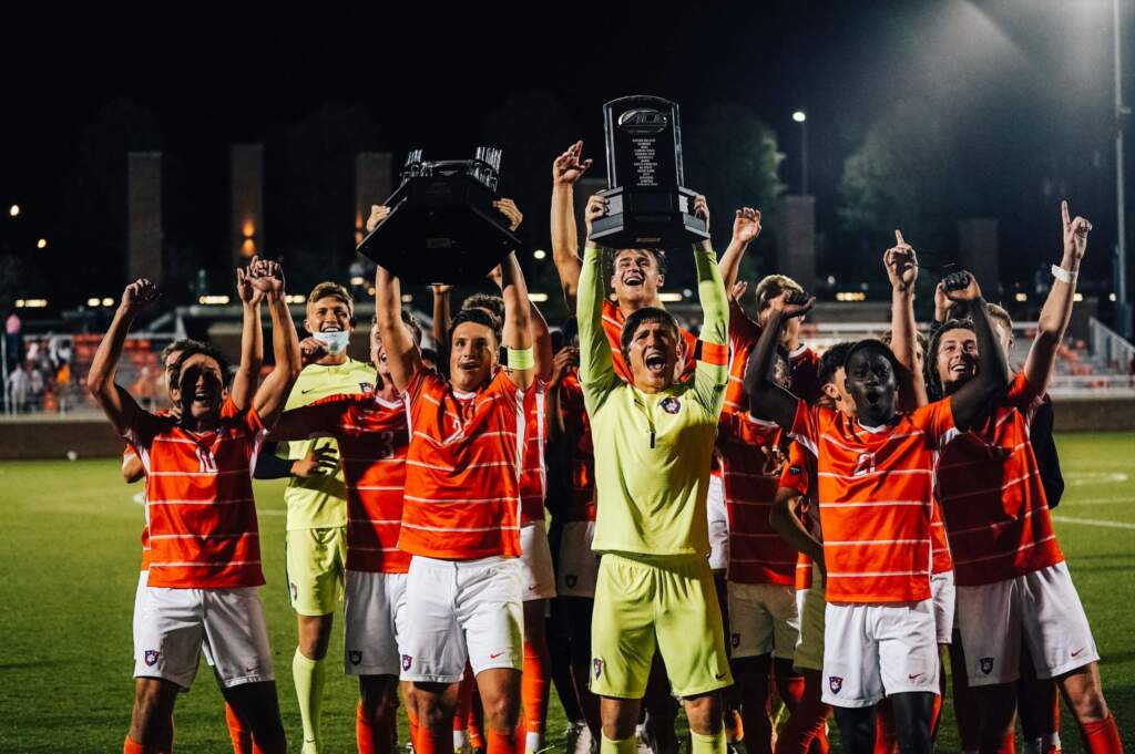 Men's Soccer Earns No. 1 Seed in 2020 NCAA Tournament