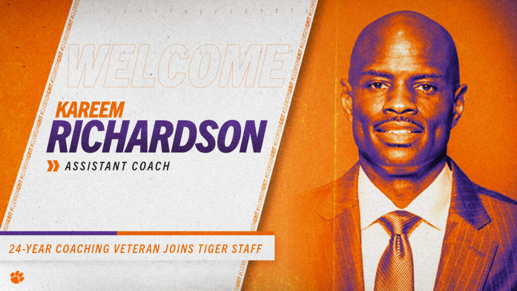 Brownell Hires Kareem Richardson as Assistant Coach