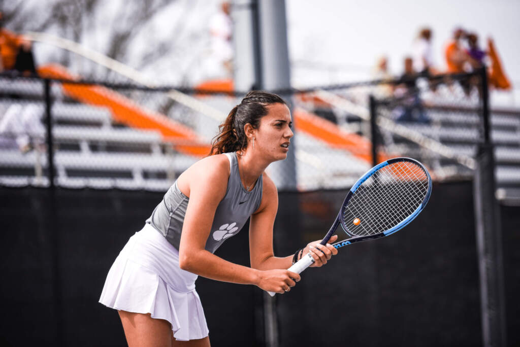 DeSpain/Marti Earn Ranked Win as Tigers Drop Decision to No. 46 Notre Dame