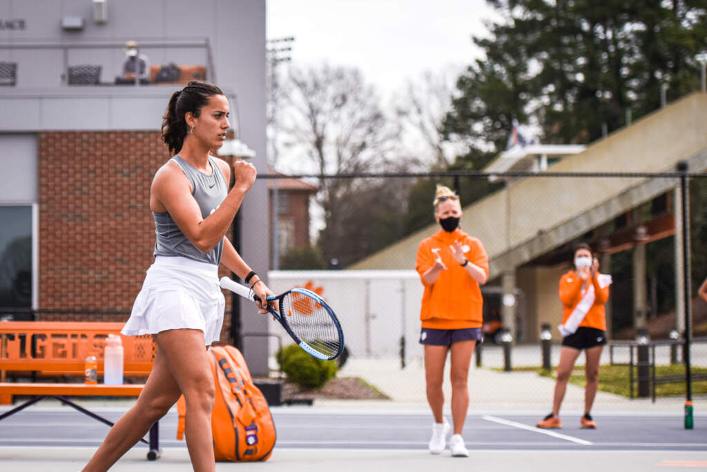 Tigers Host Senior Day Match Against Syracuse