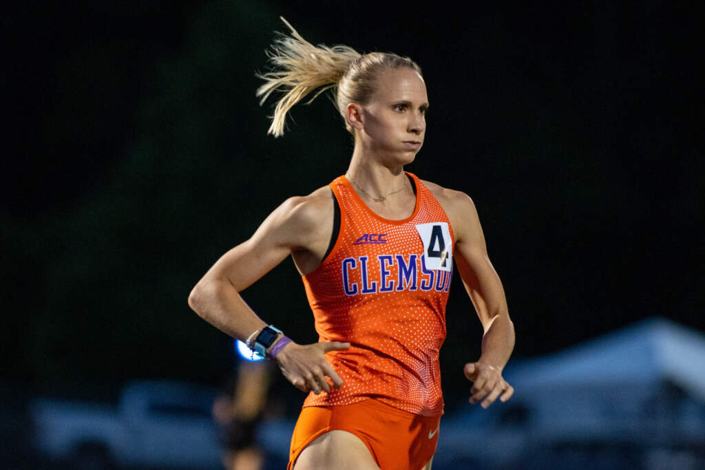 Barton Produces Elite 1,500m Performance Thursday in Jacksonville