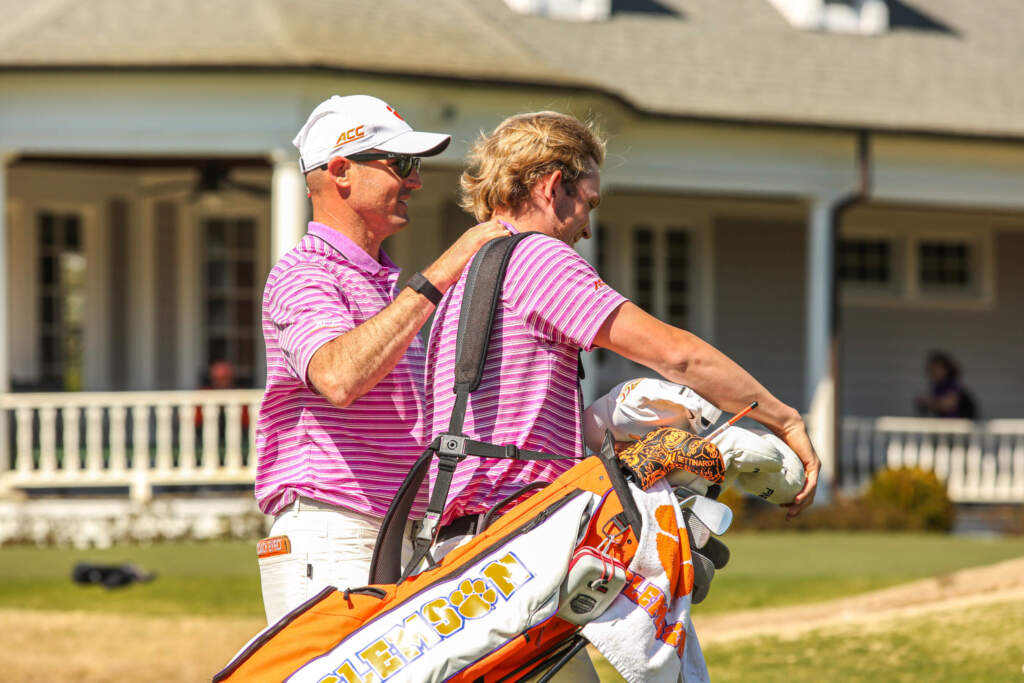 Clemson Ranked Fourth In All Men's Golf Polls