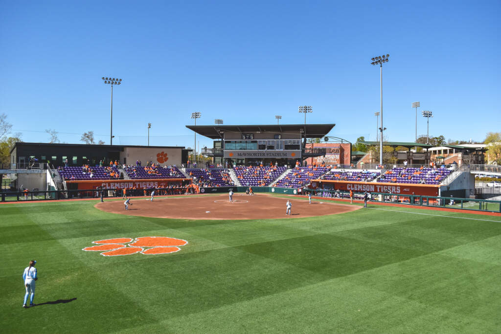 Softball's Doubleheader Against NC State Moved to Friday