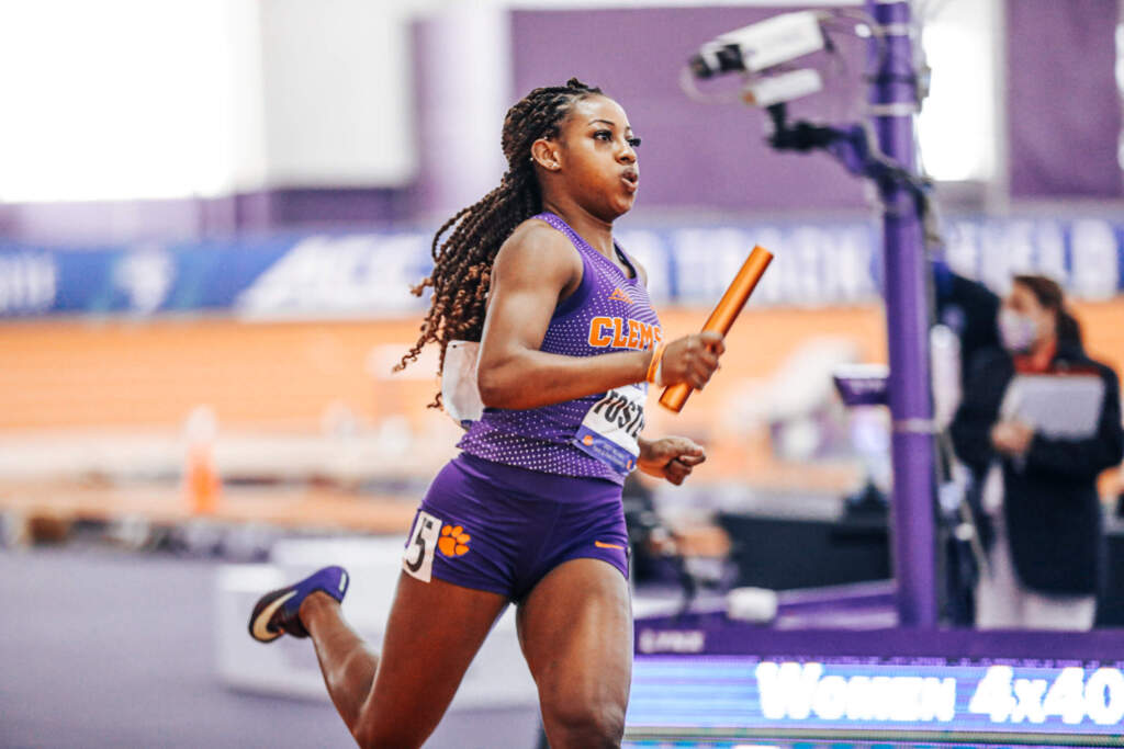 Foster Runs All-Time Mark as Tigers Open Competition at Florida Relays