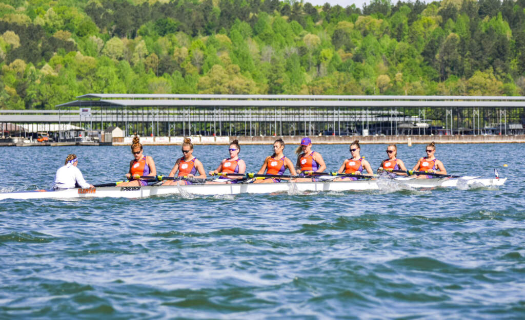 Clemson Earns Gold in Two Grand Finals at Lake Wheeler Invitational