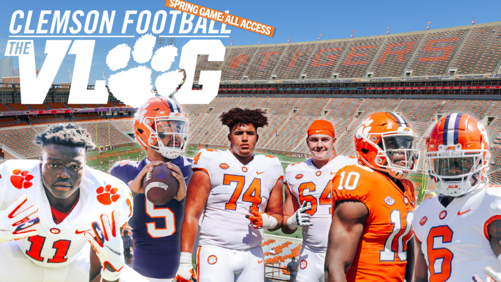 Clemson Football Spring Game 2021: ALL ACCESS (The Vlog: S6, E6)