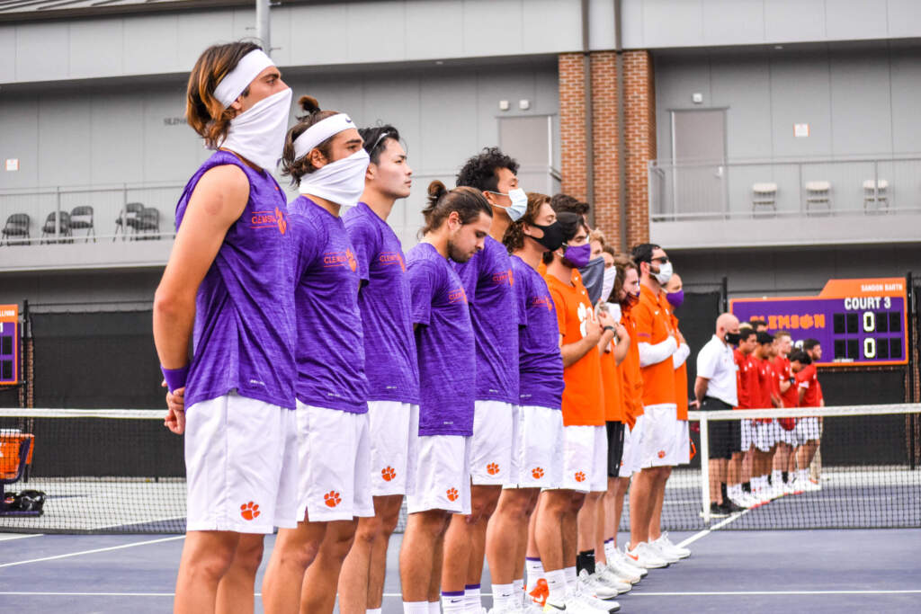 Men's Tennis I ACC Tournament Central
