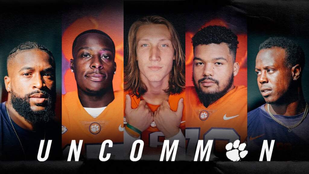 Uncommon: ClemsonFB Path to the Draft