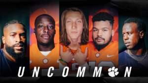 Uncommon: ClemsonFB Path to the Draft