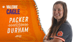 Valerie Cagle on ACCN's Packer And Durham (April 28, 2021)
