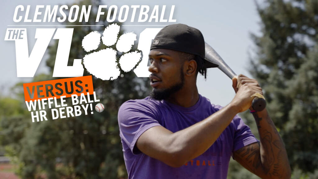 VERSUS: Wiffle Ball HR Derby! Clemson Football: The Vlog (S6, E7)