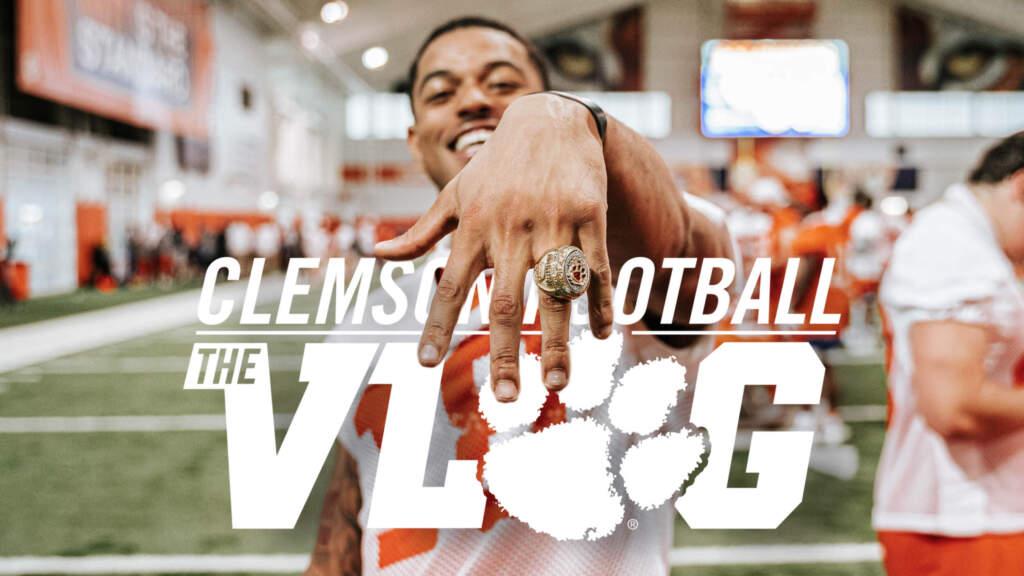 Clemson Football: The Vlog (Season 6, Episode 5)