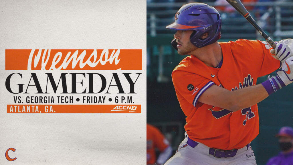 GAMEDAY – Clemson at Georgia Tech
