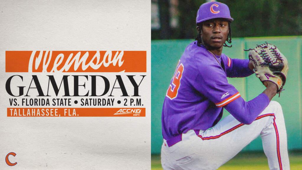 GAMEDAY – Clemson at Florida State