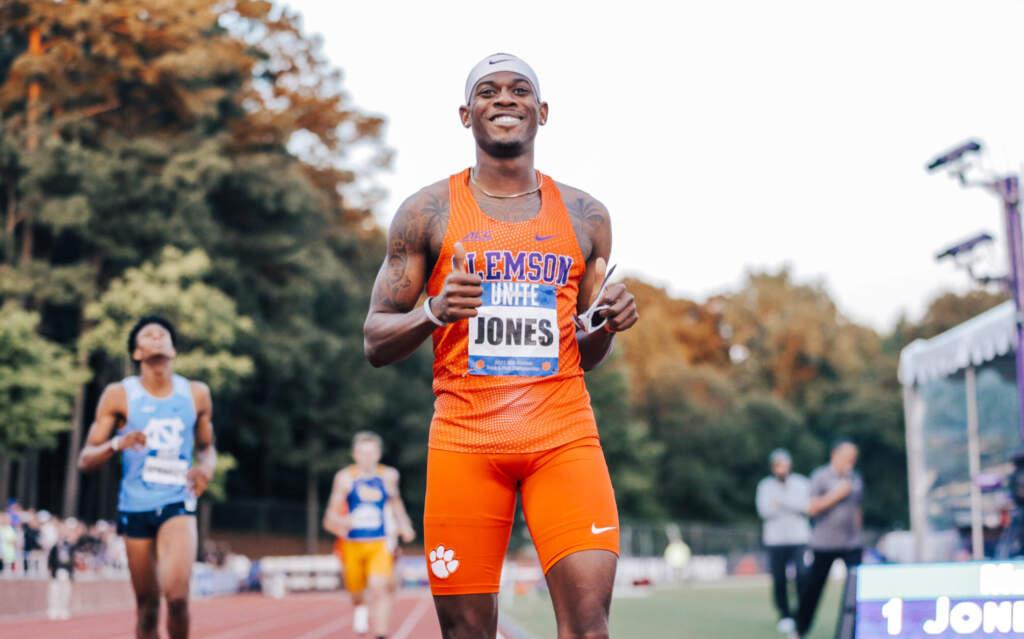 Kameron Jones: Fulfilling His Potential