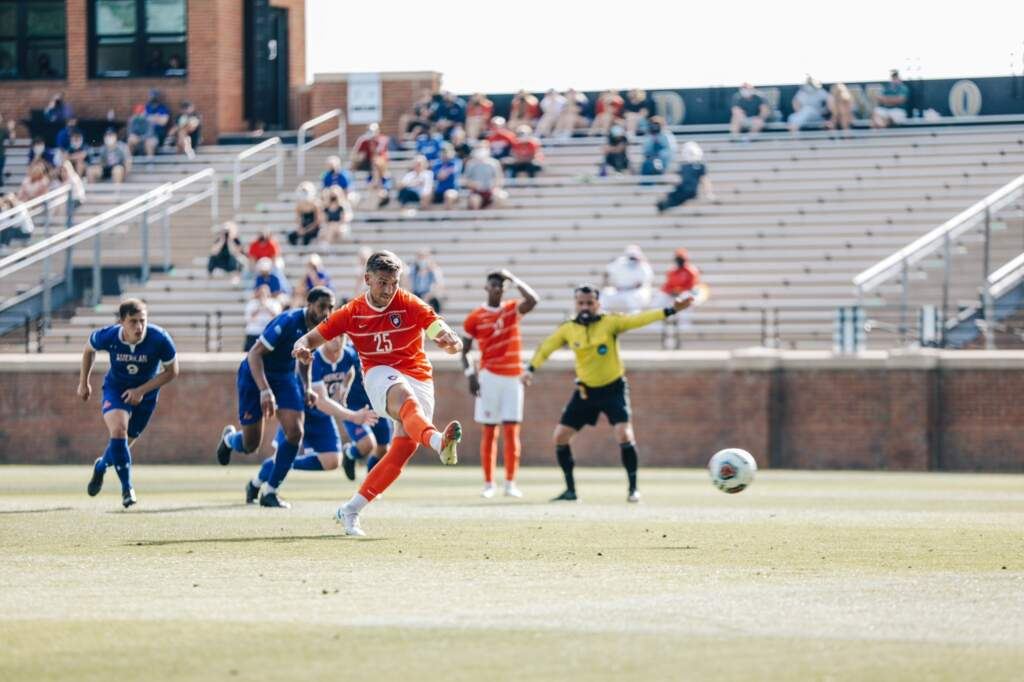 Strong Second Half Propels Tigers to NCAA Tournament Third Round