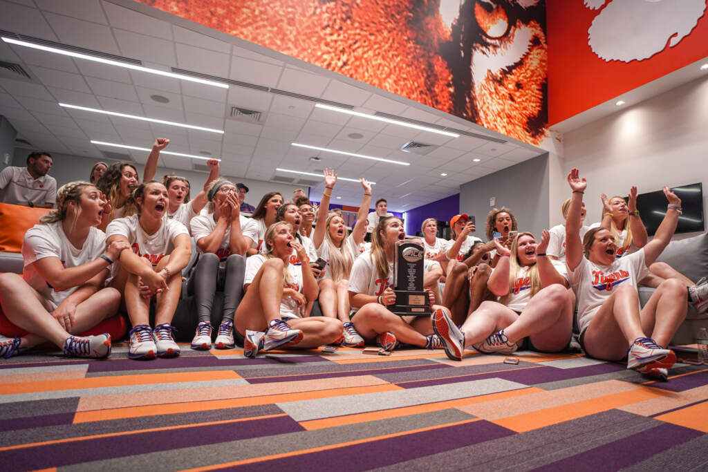 Clemson Softball Selected To First NCAA Tournament