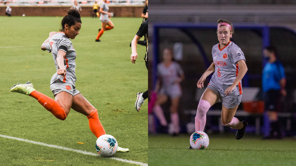 Dudley and Morris Selected For U.S. Soccer U-20 Women's National Team Virtual Meetings