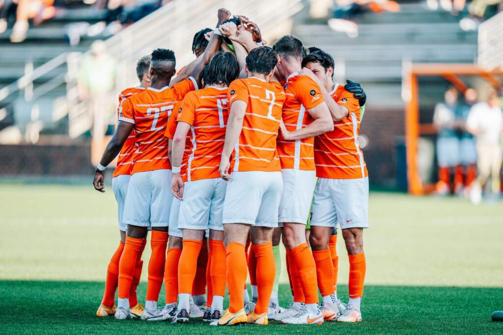 Clemson's Tournament Run Ends with 1-1 Draw, Marshall Advances 7-6 in PKs