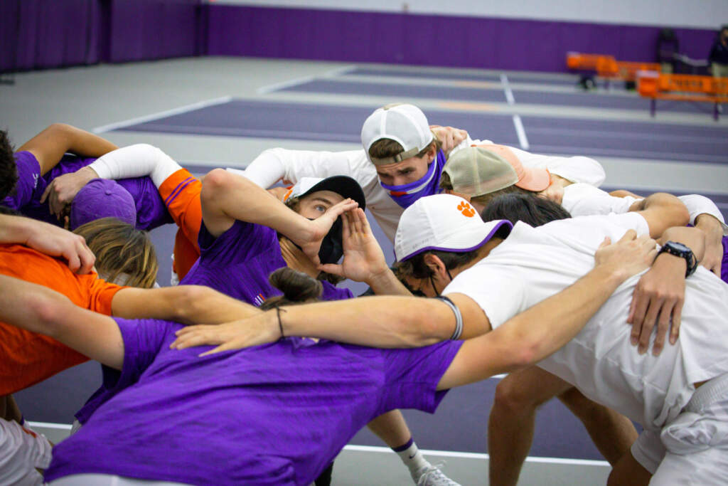 Men's Tennis Ranked 55th in Final Poll