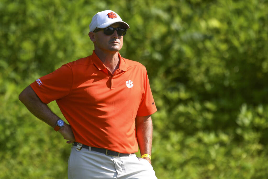 Jordan Byrd Named Head Men's Golf Coach