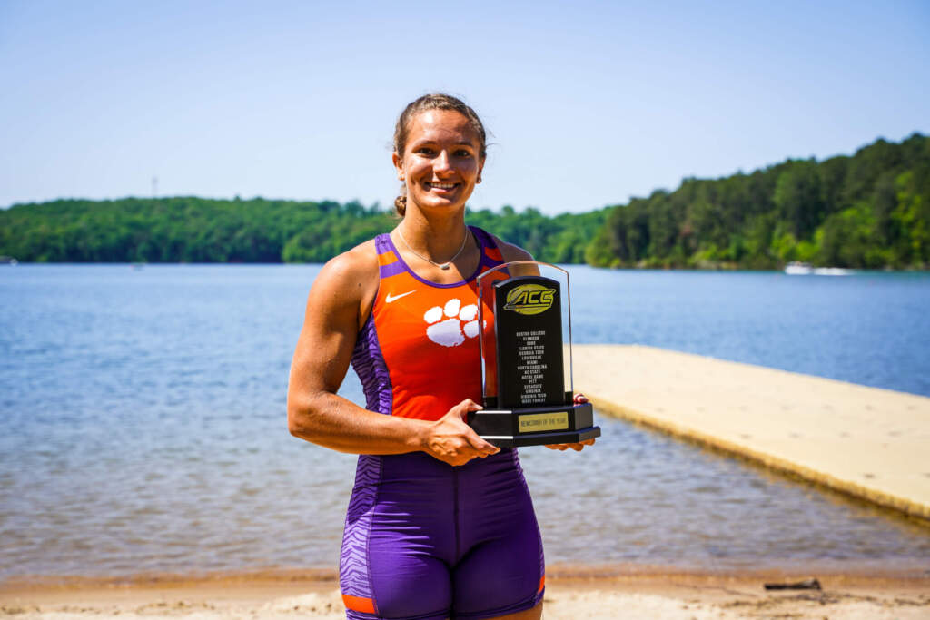 Twitty Named ACC Newcomer of the Year; Two Tigers Earn All-ACC Honors