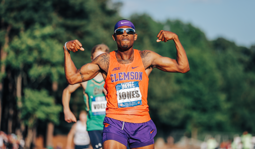 Clemson's Women Finish Fifth, Men Sixth at 2021 ACC Outdoor Championships