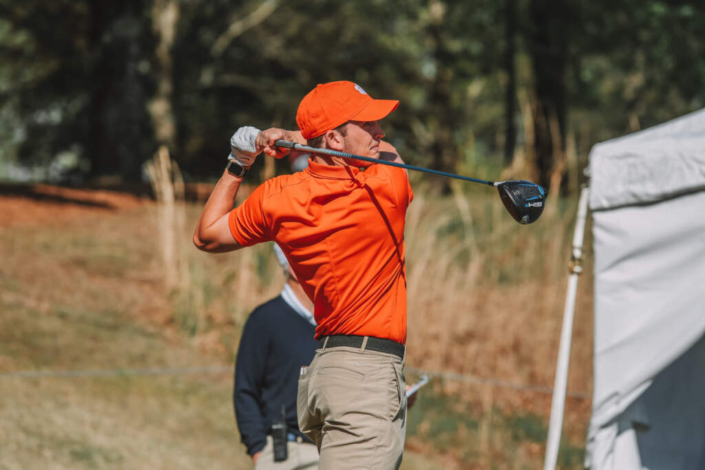Tigers Seventh after First Round of NCAA Regional