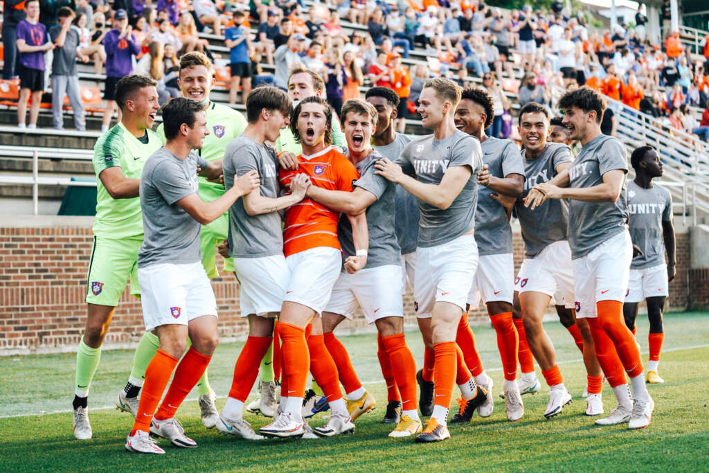 Men's Soccer Opens NCAA Tournament Campaign Sunday Against American