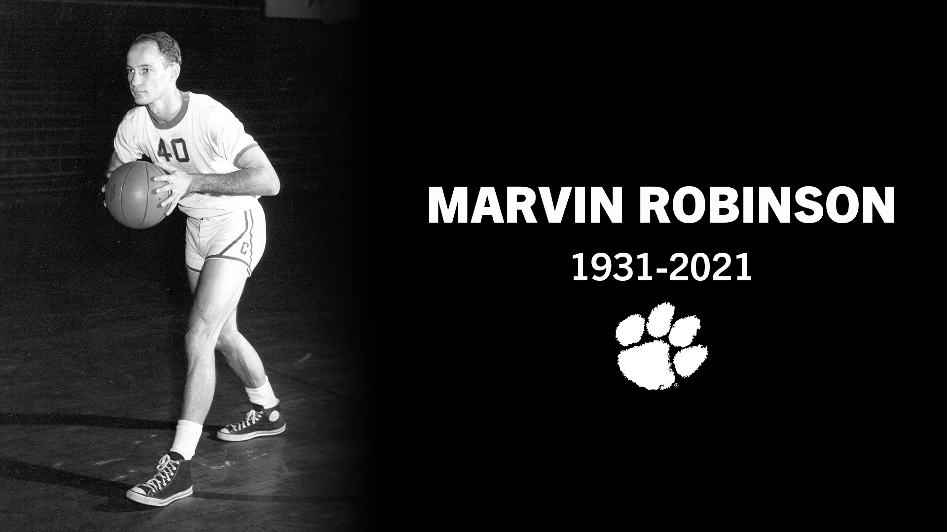 Former Tiger Basketball Player Marvin Robinson Passes